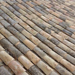 tuiles provence matériaux anciens