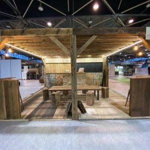 carport tonnelle bois