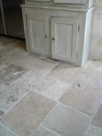 Antique Bourgogne flooring