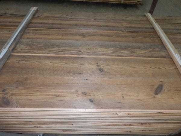 plancher sapin ancien